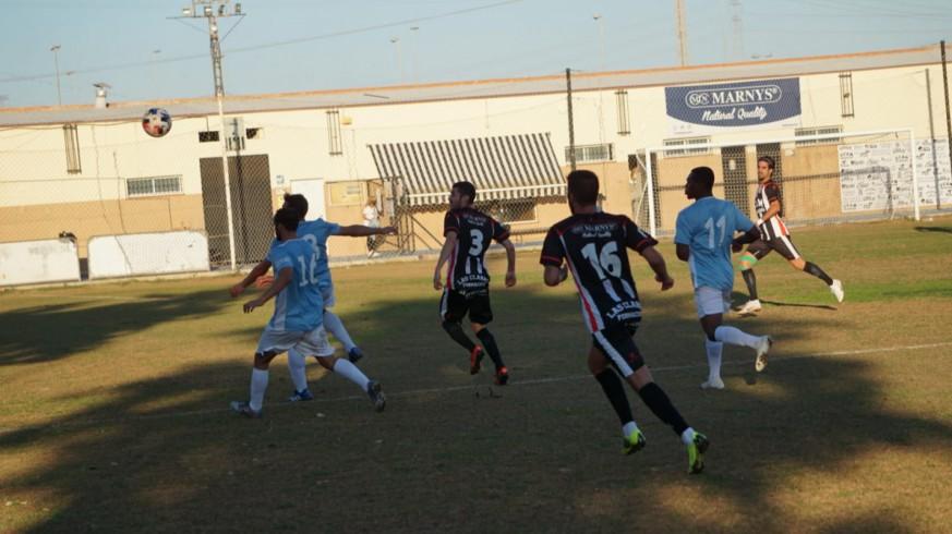 Empate entre Cartagena Efesé y Ciudad de Murcia  1-1