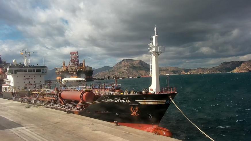 La imposición de cuarentenas a viajeros procedentes de la India no tiene implicaciones legales en el puerto de Cartagena