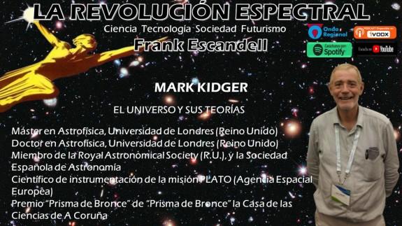 Mark Kidger en La Revolución Espectral