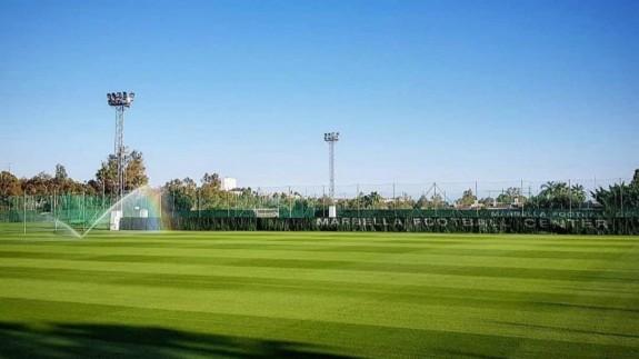 El Yeclano jugará en Marbella sobre una auténtica alfombra y con las medidas recomendadas por FIFA; 105 X 68