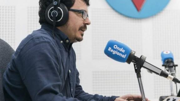 Entrevista a Fermín Noain, jefe de Deportes de Onda Regional