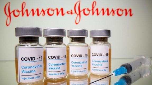 Vacuna de Janssen. EUROPA PRESS