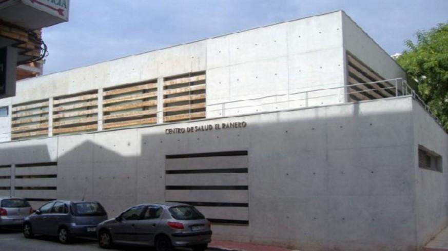 Centro de Salud del Ranero, en Murcia.
