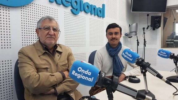 Pepe Ros y Adrián Quiñones, de la Compañía Lírica Española