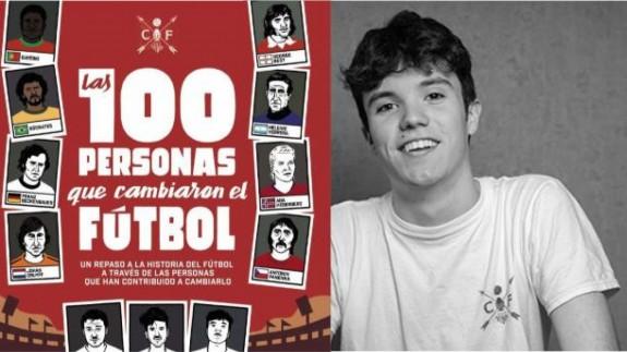 """Diego Campoy: """"El fútbol tiene muchas historias que merecen ser contadas"""""""