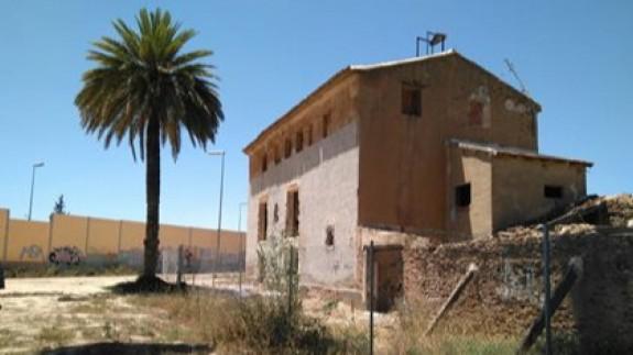 Casa Torre Falcón de Espinardo (Fuente: Europa Press)