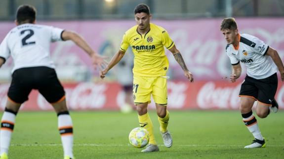 El Cartagena incorpora al centrocampista Sergio Lozano, cedido por el Villarreal