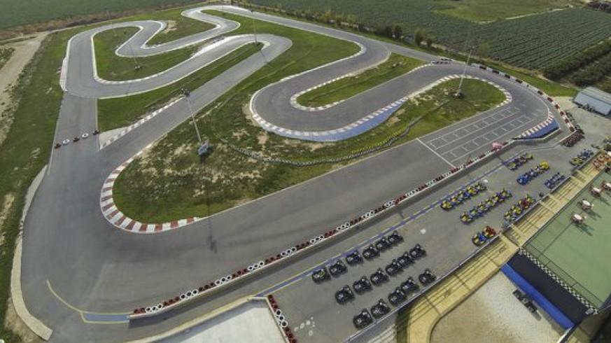 VIVA LA RADIO. Murcia es el destino. Go Karts Mar Menor; escucha la llamada del asfalto