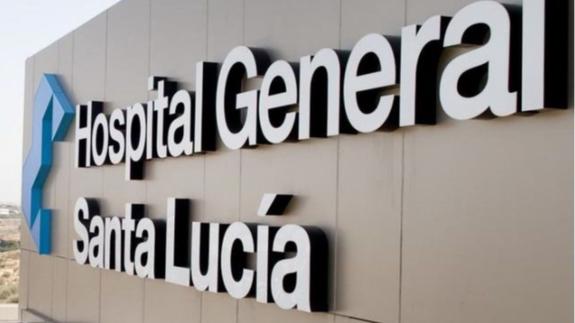 Hospital General Santa Lucía de Cartagena