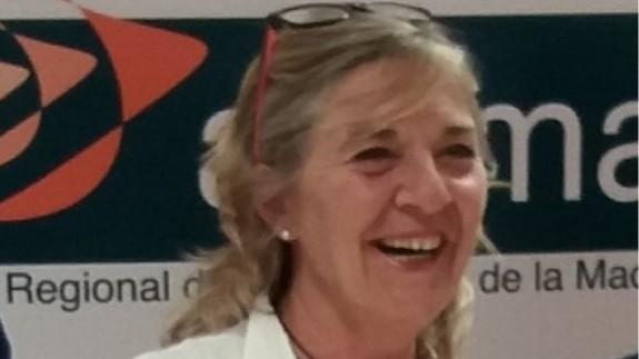 Patricia Cuadrillero en una foto de archivo