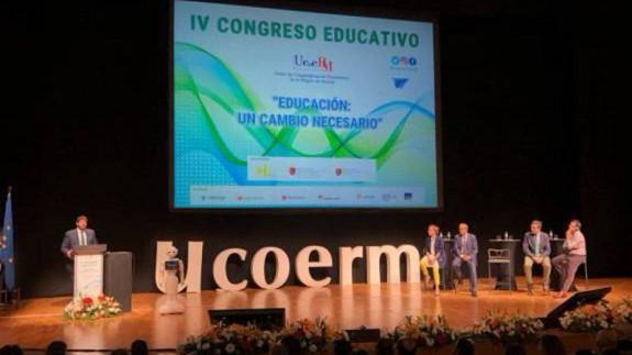 Imagen del Congreso Educativo de UCOERM
