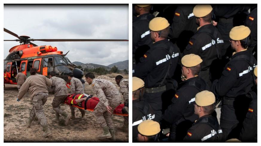 PLAZA PÚBLICA. Unidad Militar de Emergencias (UME) ¡Gracias por vuestra labor!