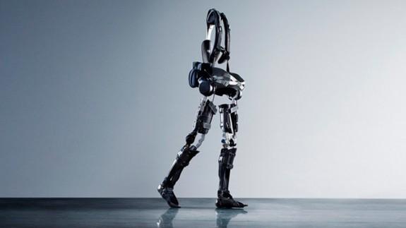 Imagen de un exoesqueleto similar al que ha adquirido AMDEM