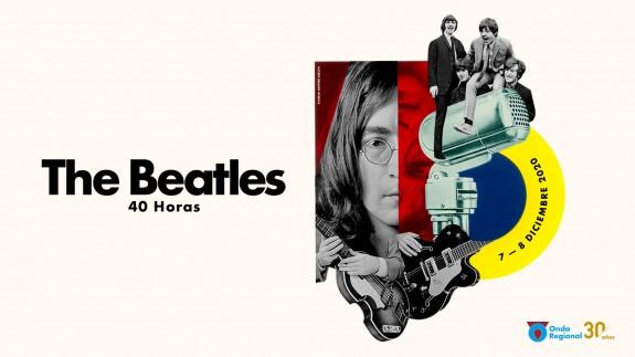 40 horas Beatles, en Onda Regional de Murcia