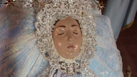 Nuestra señora de la Asunción, patrona de Jumilla.