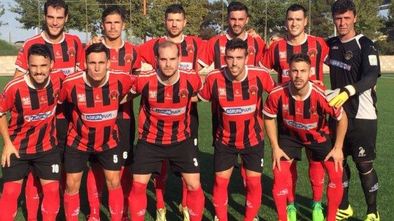 Alineación del Atlético Pupileño (foto: Atlético Pulpileño)