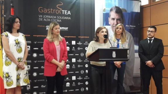 Presentación de las VII jornadas GastroTEA