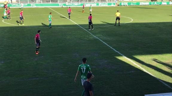 El Yeclano vence 0-2 al Sanluqueño