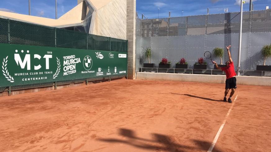 El Real Murcia Club de Tenis llega a las semifinales del Campeonato de España por Equipos