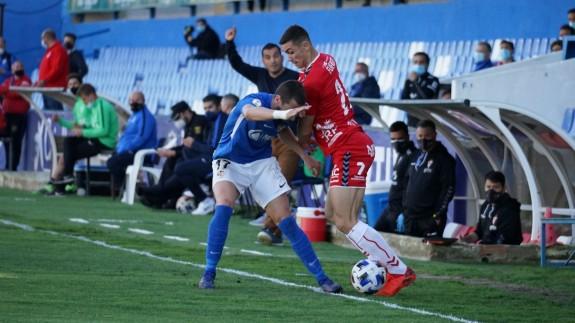 El Murcia y Adrián agotan su discurso (2-0)