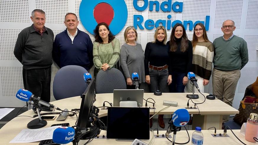 MURyCÍA. Entrevista de Actualidad. Gran Pez, Doña Sardina y Agrupación Sardinera