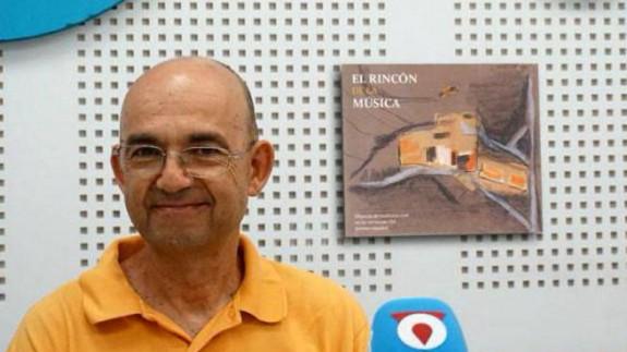 Manuel Sánchez en Onda Regional