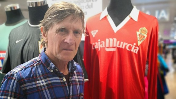 Ángel Pérez García, en una imagen reciente