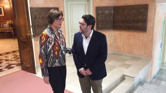 Miguel Sánchez y Rosa Peñalver
