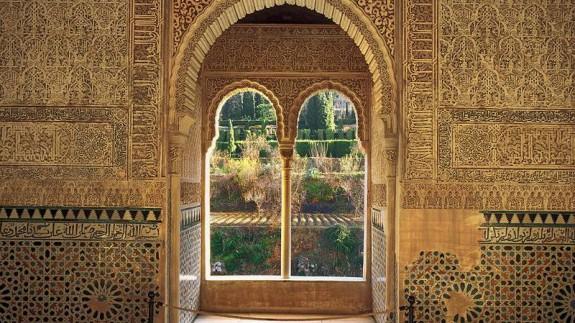 Torre de la Cautiva en La Alhambra donde estuvo encerrada Zoraida