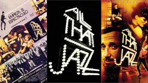 Carteles de la película 'All that jazz (Comienza el espectáculo)'