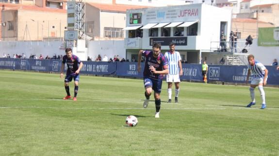 El Yeclano sigue imparable y hunde al Recreativo de Huelva (2-1)