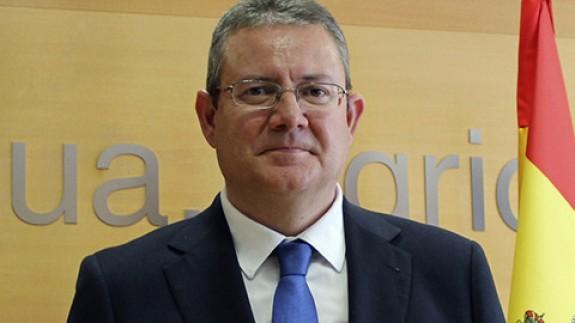 José Gómez, director general de Industrias Agroalimentarias y Cooperativismo