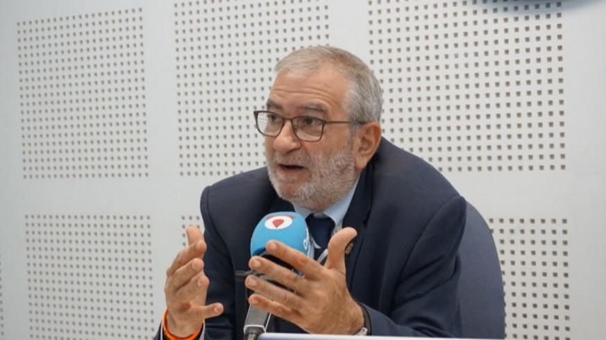 Alberto Castillo, presidente de la Asamblea Regional