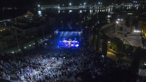 Imagen del concierto de clausura