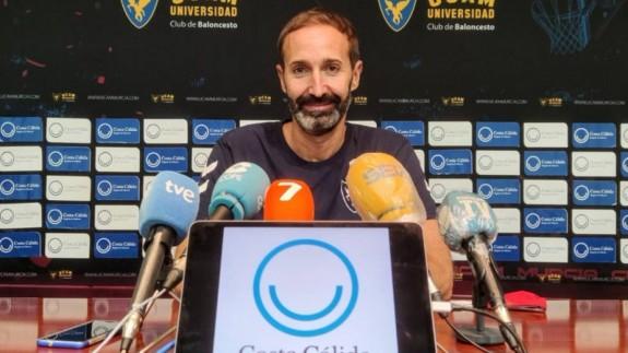 """Sito Alonso: """"El Iberostar Tenerife es uno de los cinco mejores equipos de la categoría"""""""