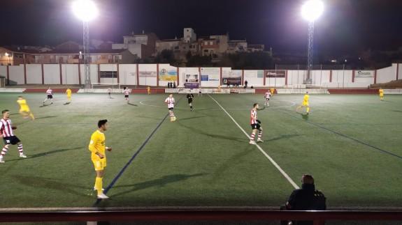 Empate sin goles entre Bullense y UCAM B