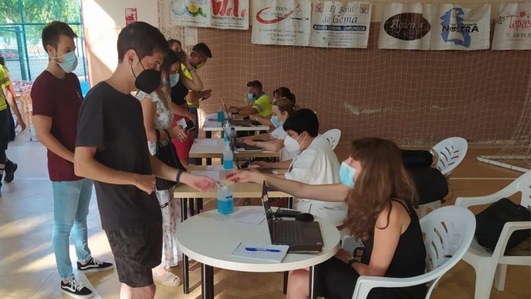 El próximo domingo comienza la vacunación del colectivo de 12 a 19 años en la Región de Murcia