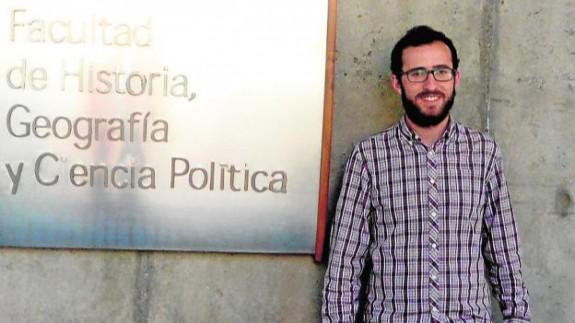Víctor Ruiz Álvarez, coordinador de este taller de UNIMAR