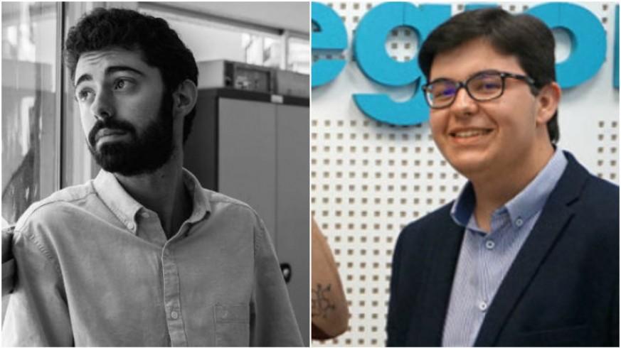 Luis Romero y Antonio Cánovas