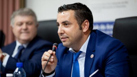 José Luis Mendoza, director de Relaciones Institucionales de la UCAM