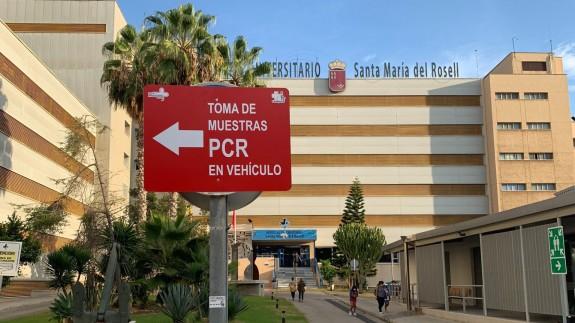 hospital del rosell en cartagena