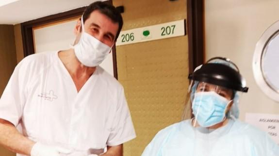 EL FACTOR HUMANO. Hospital de la Vega Lorenzo Guirao de Cieza: La estrategia está funcionando, y salva vidas