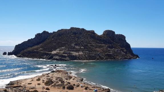 Isla del Fraile. JAIME ZARAGOZA