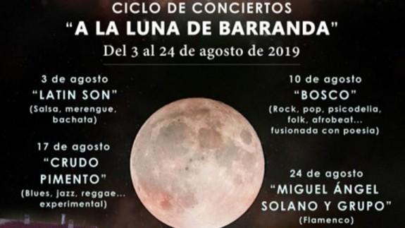 MURyCíA. Ciclo 'A la Luna de Barranda 2019'