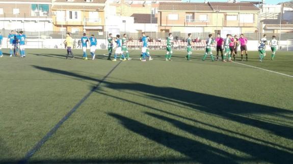 El Mar Menor vence 1-4 a Los Garres