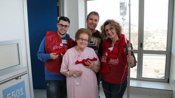 Voluntarios del programa social Secunda Smile