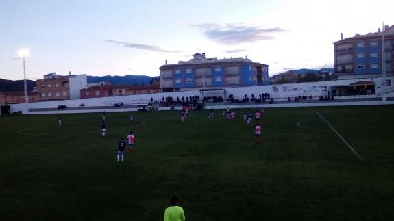 El Muleño gana 1-0 al Pinatar