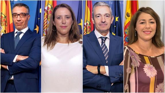 Dimiten el secretario general y tres directores generales de la Consejería de Empleo y Universidades