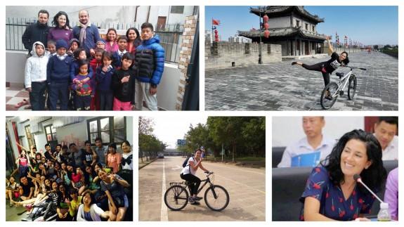 """TURNO DE NOCHE. Laorden: """"Para las personas que viven en China estar controlados es una cosa normal"""""""