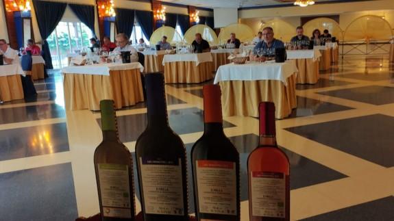 Cata de vinos de Jumilla. PATRICIA JIMÉNEZ